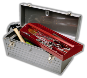 Your marketing toolbox
