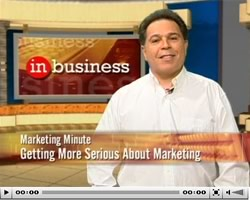 Diversifying Marketing Strategies: Getting Serious about Marketing
