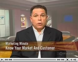 Understanding Your Market and Customer Behavior